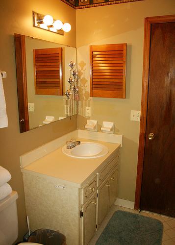 bathroom towel bars