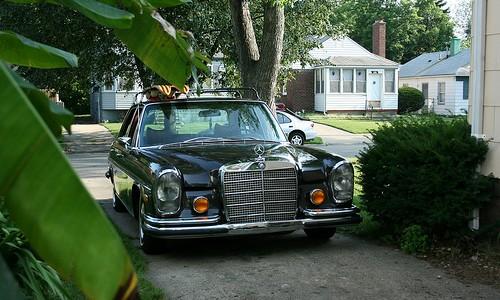 '70 280SE (So-Cal style) W-108