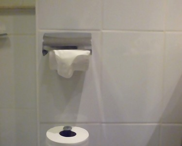 Bathroom. Hilton, Sheffield.