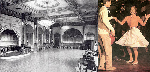 Memories of Bristol's Grand Spa Ballroom