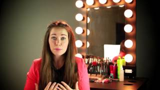 Vanity Girl Hollywood Review by Makeup Artist Malia Miglino - Professional Lighted Mirror