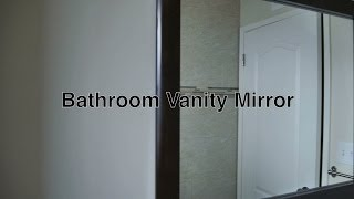 Bathroom China Vanity Mirror: How to Choose the Best Size for Your China Vanity