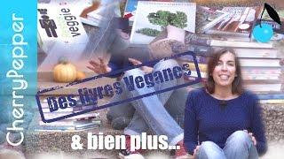 Livres vegans, la consom'action forme d'activisme & nos futures vidéos
