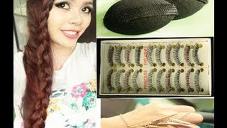 Affordable Hair, Cosmetic, Nail Art design, and Accesory Online Store BornPrettyStore Review