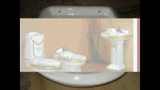 Designer Ceramic China Sanitary Ware – To Build China Bathroom of Your Dreams www.aonehouse.com