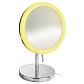 LED Cosmetic Mirror with Acrylic Lampshade
