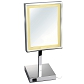 Freestanding Cosmetic Rectangle Mirror