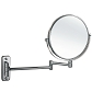 Wall-hung Round Magnifying Mirror