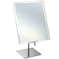 Table Standing Rectangle Magnifying Mirror